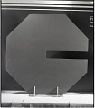 View Cosmotron Magnet Lamina digital asset: Cosmotron magnet plate (B&W)