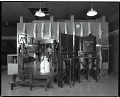 View McMillan synchrotron assembly digital asset: McMillan synchrotron, front view (B&W)