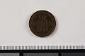 View 1/2 Cents, China, 1939 digital asset: 1/2 Cents, China, 1936