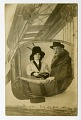 View man and woman steering portrait studio airship digital asset number 0