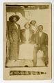 View African-American family studio portrait at Niagara falls digital asset number 0