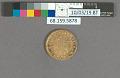 View 15 Rupees, German East Africa, 1916 digital asset: before treatment