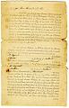 View Samuel Hopkins Patent License, Vermont, 1790 digital asset number 0