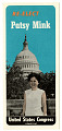 View Re-Elect Patsy Mink digital asset number 0