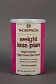 View Thompson Weight Loss Plan, High Protein, High Fiber Diet Food digital asset number 0