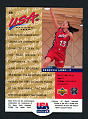 View Basketball card of Rebecca Lobo while playing for the 1996 USA Basketball Women's National Team digital asset number 1