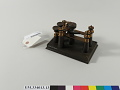 View telegraph key for submarine cable digital asset number 1