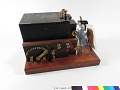 View Muirhead siphon recorder for submarine telegraphy digital asset number 0