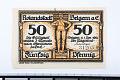 View 50 Pfennig Note, Belgern, Germany, 1921 digital asset number 0