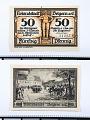 View 50 Pfennig Note, Belgern, Germany, 1921 digital asset number 1