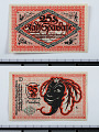 View 25 Pfennig Note, Bielefeld, Germany, 1917 digital asset number 2