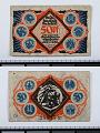 View 50 Pfennig Note, Bielefeld, Germany, 1921 digital asset number 2