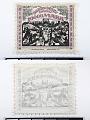View 10,000 Mark Note, Bielefeld, Germany, 1923 digital asset number 6