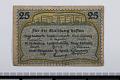 View 25 Pfennige Note, Beuthen, Germany, 1919 digital asset number 1