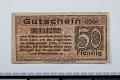 View 50 Pfennig Note, Bonn, Germany, 1918 digital asset number 0