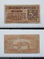 View 50 Pfennig Note, Bonn, Germany, 1918 digital asset number 2
