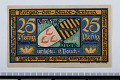 View 25 Pfennig Note, Brehna, Germany, 1921 digital asset number 0