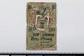 View 10 Pfennig Note, Eschwege, Germany, 1920 digital asset number 0