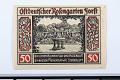 View 50 Pfennig Note, Forst, Germany, 1921 digital asset number 1