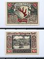 View 50 Pfennig Note, Forst, Germany, 1921 digital asset number 2