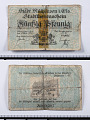 View 50 Pfennig Note, Muhlhausen, Germany, 1918 digital asset number 2