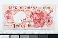 View 10 Cedis, Ghana, 1967 digital asset number 0