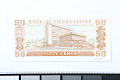 View 50 Cents, Sierra Leone, 1984 digital asset number 1