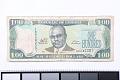 View 100 Dollars, Liberia, 2011 digital asset number 0