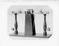 View 1842 - John J. Greenough's Patent Model of a Sewing Machine digital asset number 1