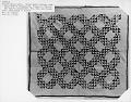 "View 1875 - 1888 Mary Ann Bishop's ""Ocean Wave"" Pieced Quilt digital asset number 3"
