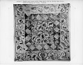 View 1790 - 1795 Martha Soule's Crewel Embroidered and Pieced Quilt digital asset number 1