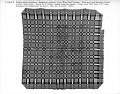 View Geometric double-cloth coverlet; 19th C. digital asset number 1
