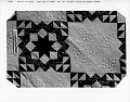 "View 1825 - 1850 Jane Winter Price's ""Carpenter's Wheel"" Quilt digital asset number 5"