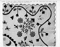 """View 1850 - 1900 Sylvia S. Queen's """"Garden of Eden"""" Quilt digital asset number 7"""