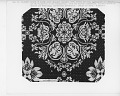 """View """"Agriculture and Manufacture,"""" Figured and Fancy, double-cloth coverlet; 1840; New York digital asset number 1"""