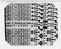 View Coverlet; Figured and Fancy, double cloth; 1817; New York digital asset number 4
