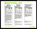 View Hello Fresh Nutritional Information Card digital asset number 0