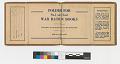 View U.S. War Ration Book, United States, ca 1943 digital asset number 2