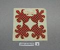 View 1849 Eighteen Appliqued Quilt Blocks digital asset number 3