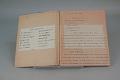 View Harriet Wiesner's 1917 School Composition Book for Civics and Home Economics digital asset number 0