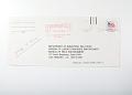 View El Monte sweatshop tip letter envelope, 1995 digital asset number 0