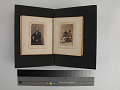 View page, carte-de-visite album digital asset: Left: 2018.0124.04b page two verso (back side). Right: 2018.0124.04p, verso (back side).