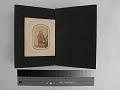 View pages, carte-de-visite album digital asset: 2018.0124.05a page two verso (back side)