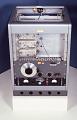 View Varian Associates pre-production rubidium-vapor frequency standard digital asset: Varian Corp pre-prod. frequency std., rear.