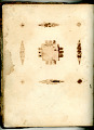 View George Lauck's Manuscript Weave Pattern Book; Pennsylvania, 1805-1829 digital asset number 5