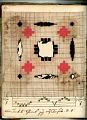 View George Lauck's Manuscript Weave Pattern Book; Pennsylvania, 1805-1829 digital asset number 7