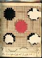 View George Lauck's Manuscript Weave Pattern Book; Pennsylvania, 1805-1829 digital asset number 8