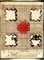View George Lauck's Manuscript Weave Pattern Book; Pennsylvania, 1805-1829 digital asset number 11