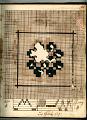 View George Lauck's Manuscript Weave Pattern Book; Pennsylvania, 1805-1829 digital asset number 16