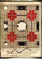 View George Lauck's Manuscript Weave Pattern Book; Pennsylvania, 1805-1829 digital asset number 19